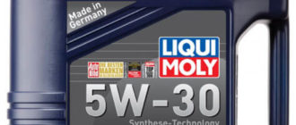 LIQUI MOLY Optimal HT Synth 5W-30 4 л