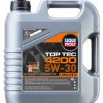 LIQUI MOLY Top Tec 4200 5W-30 4 л