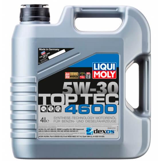 LIQUI MOLY Top Tec 4600 5W-30 4 л