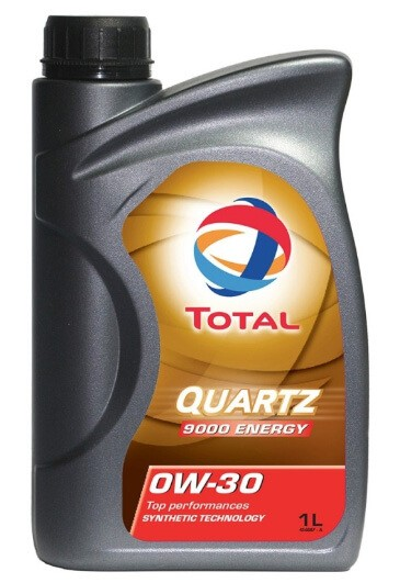 TOTAL Quartz 9000 Energy 0W30 1 л