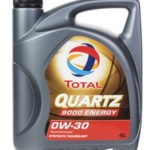 TOTAL Quartz 9000 Energy 0W30 4 л