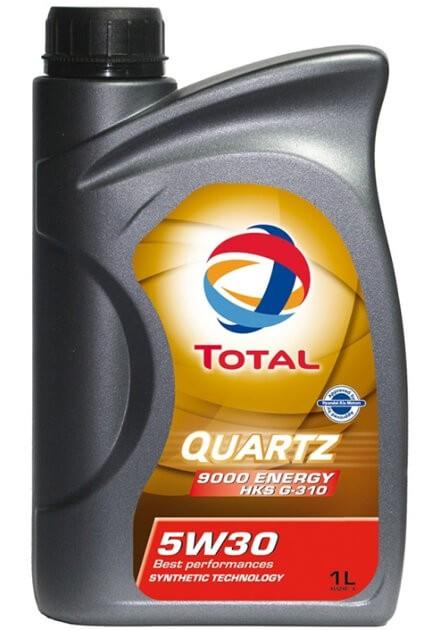TOTAL Quartz 9000 Energy HKS G-310 5W30 1 л