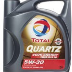 TOTAL Quartz 9000 Energy HKS G-310 5W30 4 л
