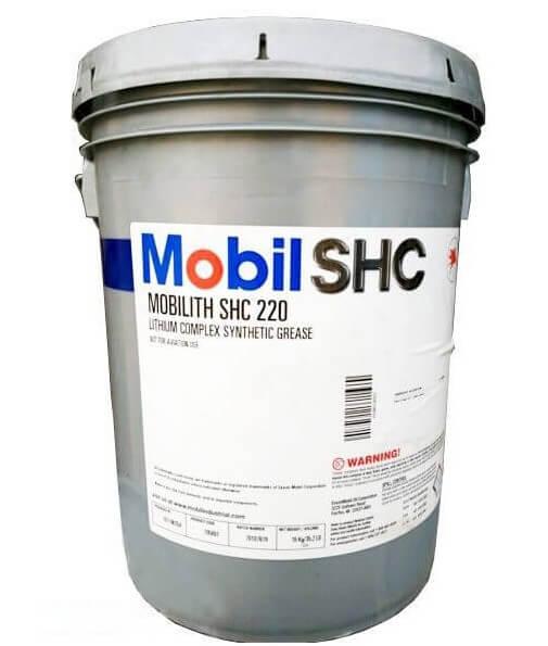 MOBIL Mobilith SHC 220 147800, 16 кг