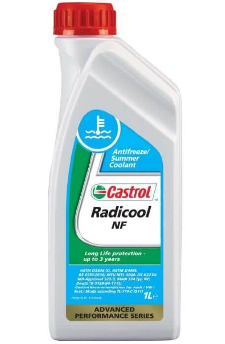 Castrol Radicool NF, концентрированный, 1 л