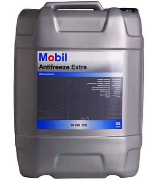 MOBIL Antifreeze Extra 144276R 20 л