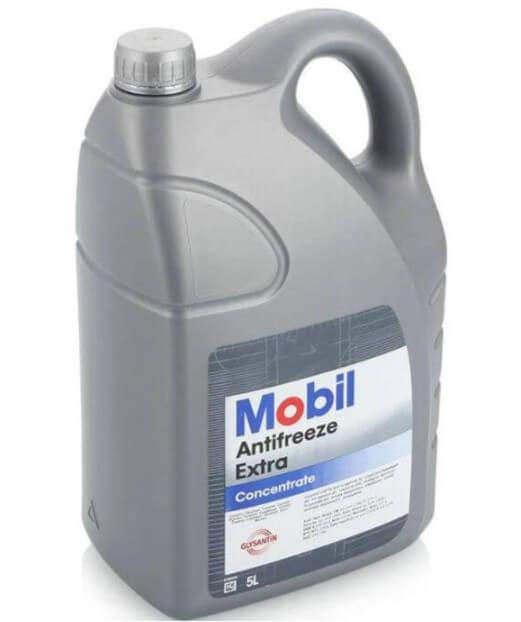 Mobil Antifreeze Extra, концентрат, 5 л
