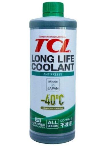 TCL LLC Green -40°C, 1 л, LLC33138