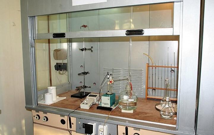 Лабораторный метод определения щелочного числа масла