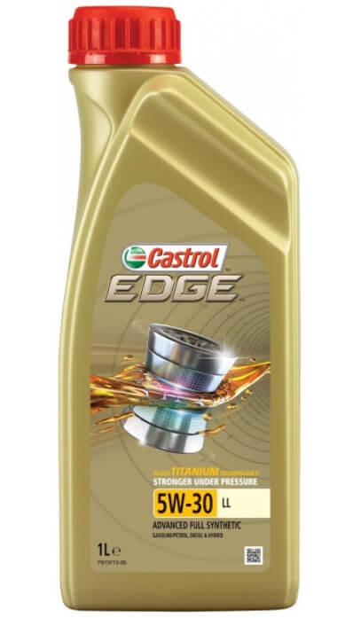 CASTROL Edge 5W-30 LL 1 л