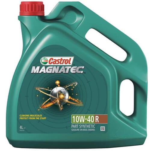 CASTROL Magnatec 10W-40 R 4 л