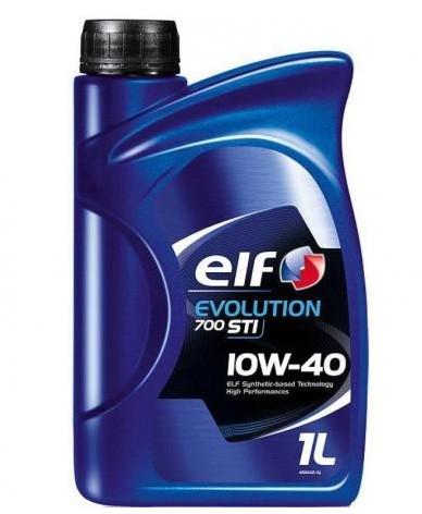 ELF Evolution 700 STI 10W-40 201555 1 л