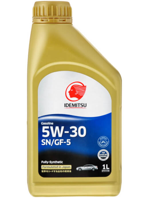 IDEMITSU F-S SN GF-5 5W-30 синтетическое 1 л