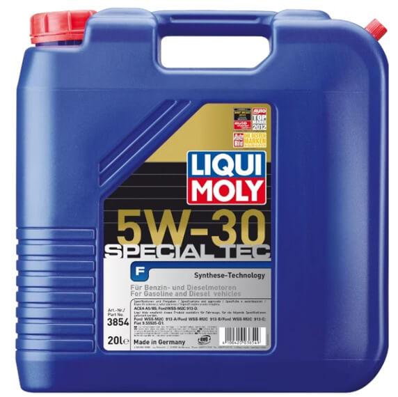 LIQUI MOLY Special Tec F 5W-30 20 л