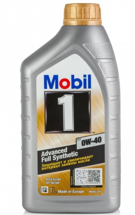 MOBIL 1 FS 0W-40 1 л