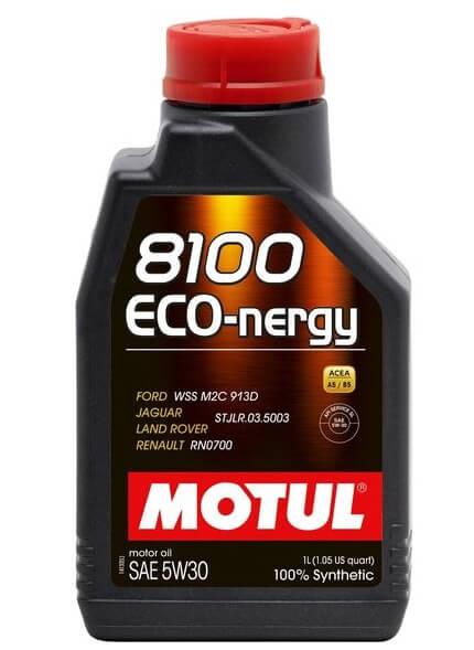 MOTUL 8100 Eco-nergy 5W-30 1 л