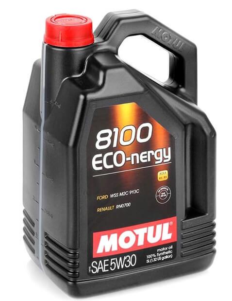 MOTUL 8100 Eco-nergy 5W-30 5 л
