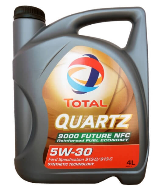 TOTAL Quartz Future NFC 9000 5W30 4 л