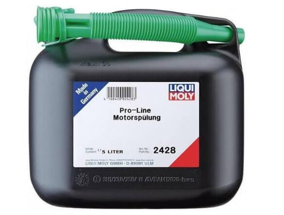 LIQUI MOLY Pro-Line Motorspulung 5 л
