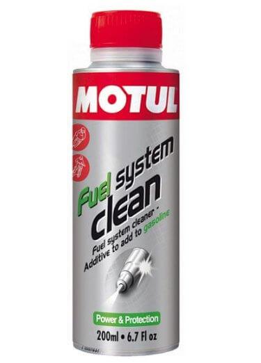 MOTUL Fuel System Clean Moto 102178 0,2 л