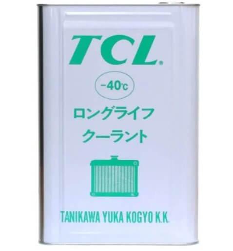 TCL LLC Green -40°C, 18 л, LLC00871