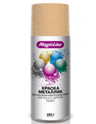 MagicLine 2110 Золотистая 400 мл