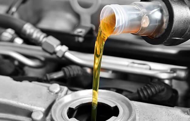 Всесезонное универсальное моторное масло