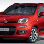 Автомобиль Fiat Panda