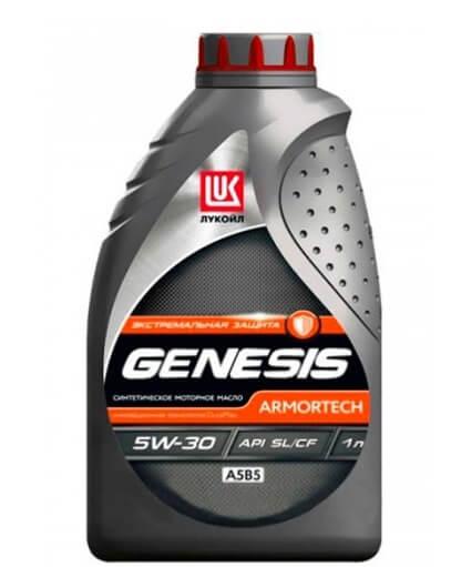 Лукойл Genesis Armortech 5W-30 1 л