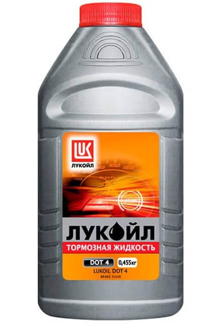 ЛУКОЙЛ DOT-4 0,455 кг