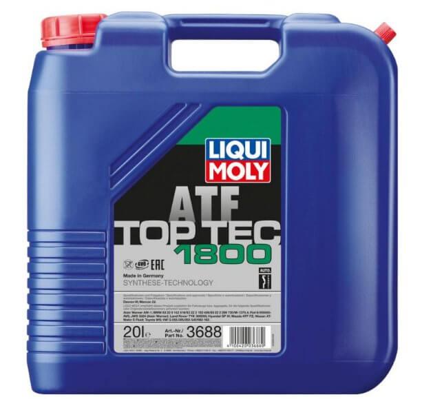 LIQUI MOLY Top Tec ATF 1800 20 л