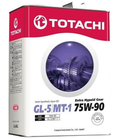 Трансмиссионное масло Totachi 75W-90