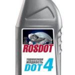 RosDot ТС DOT 4, 430101h02, 455 г