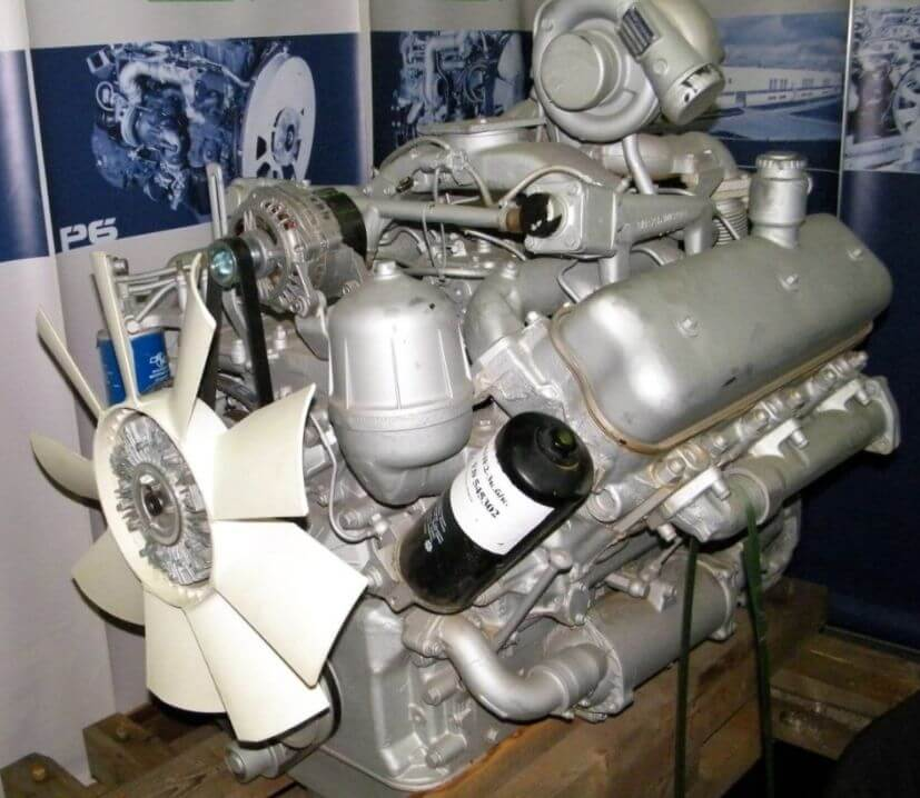 ЯМЗ-236
