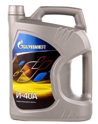 Масло Газпромнефть И-40А 5 л