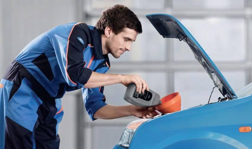 Как часто производить замену масла в двигателе