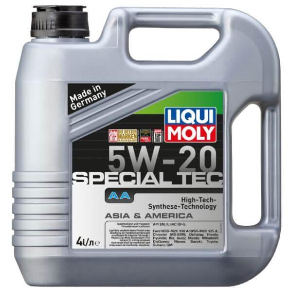 Liqui Moly Special Tec AA 5W-20 4 л