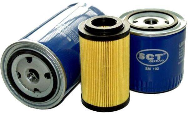 Масляный фильтр автомобиля