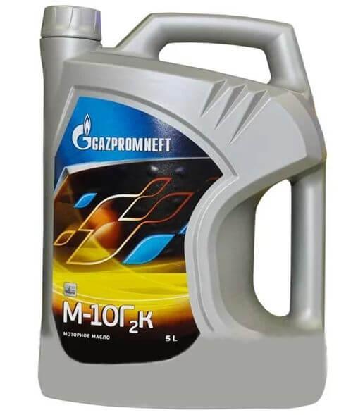 Газпромнефть М-10Г2К 5 л