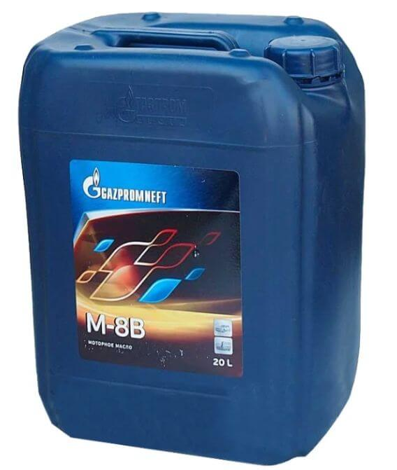 Газпромнефть М-8В 20 л