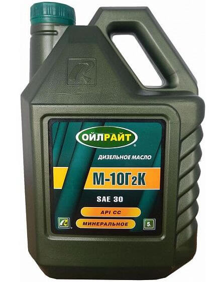OILRIGHT М-10Г2К 5 л