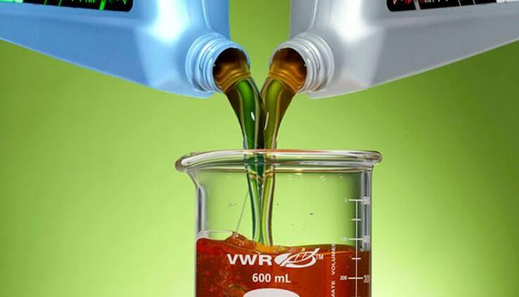 можно ли мешать трансмиссионные масла минеральное с полусинтетикой