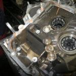 Моторное масло в КПП