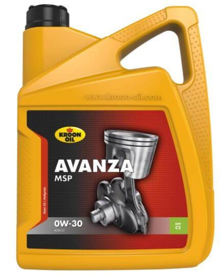 Kroon Avanza MSP 0W-30