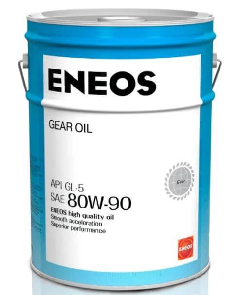 ENEOS GEAR GL-5 80W90 20 л