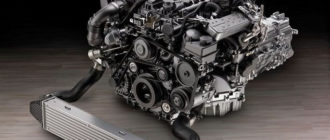 Турбодизельный двигатель