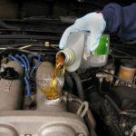 Замена масла в автомобиле с большим пробегом