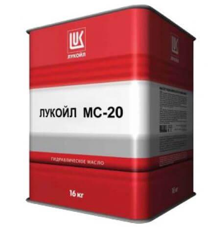 ЛУКОЙЛ МС-20 18 л