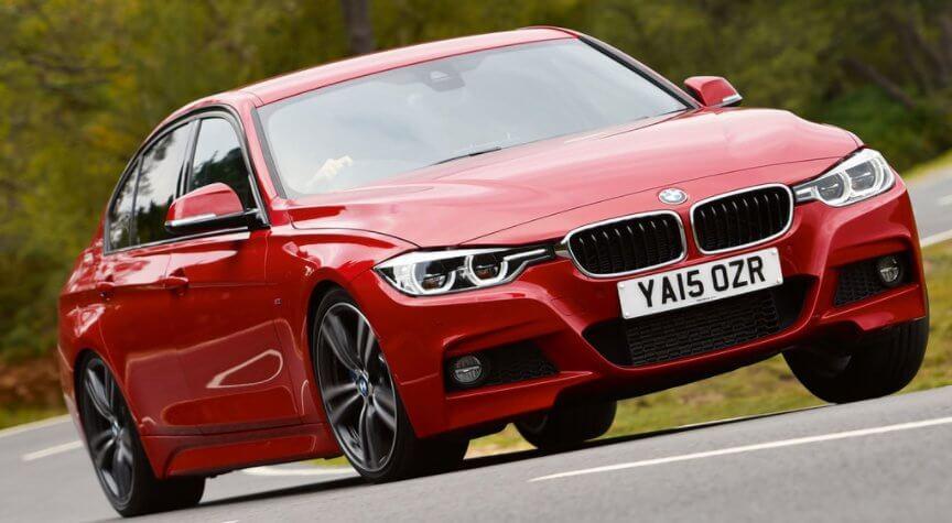 Автомобиль BMW 3 Series