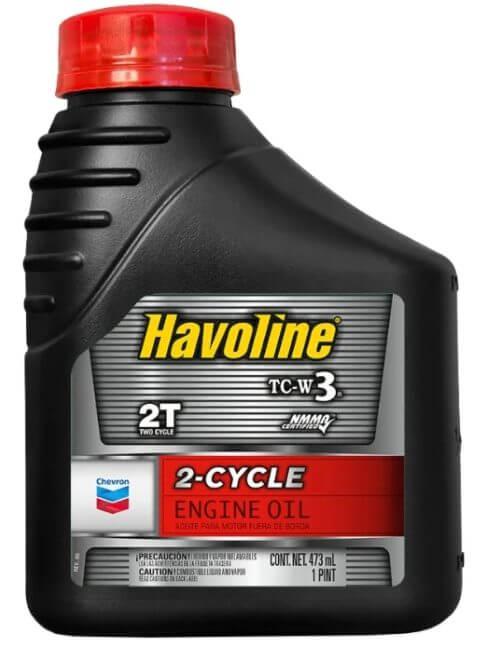 CHEVRON Havoline 2-Cycle TC-W3 0,473 л